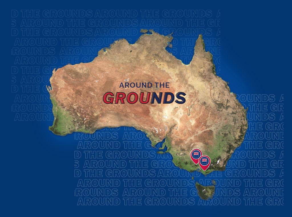 Around The Grounds